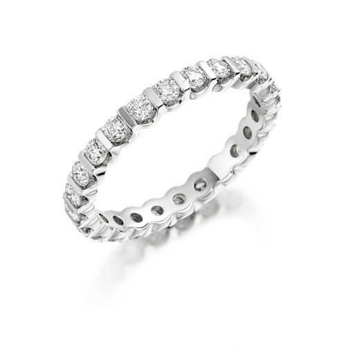 FET1025-婚礼 - 永恒 - 钻石戒指