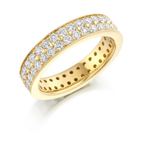 FET1029-婚礼 - 永恒 - 国际足球戒指