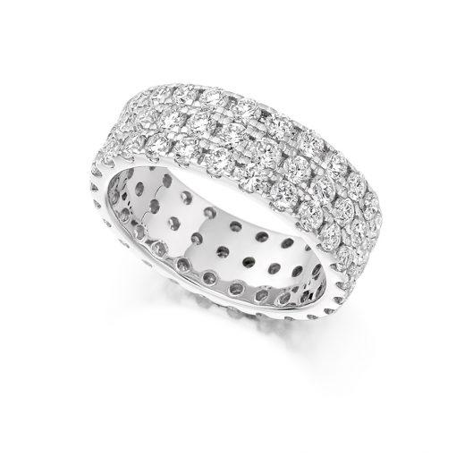 FET1093-婚礼 - 永恒 - 钻石戒指