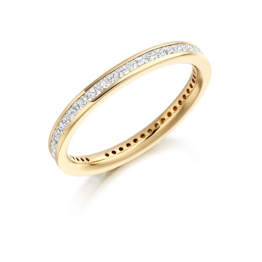 FET885R-婚礼 - 永恒 - 钻石戒指