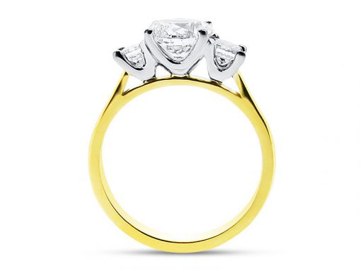 ER-1085-Side-round-solitaire-princess-side-3-stone