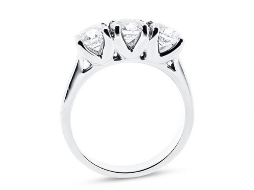 ER-1151-round-3-stone engagement ring