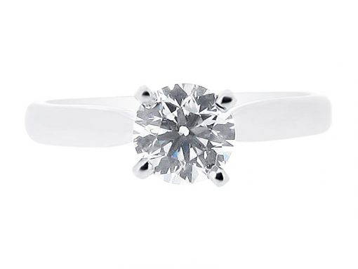 Classic Solitaire Engagement Ring - ER 1044