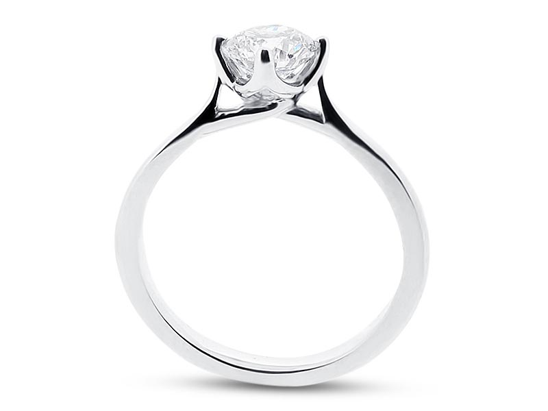 solitaire setting en zm kaystore gold white rings ring kay mv