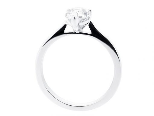 er 1147 side pear solitaire ring