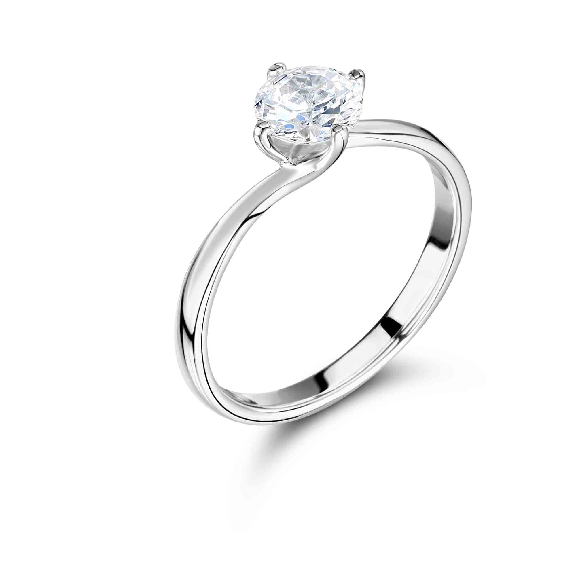 solitaire band white engagement jewellers gold diamond twist rings twisted product gear martin ring