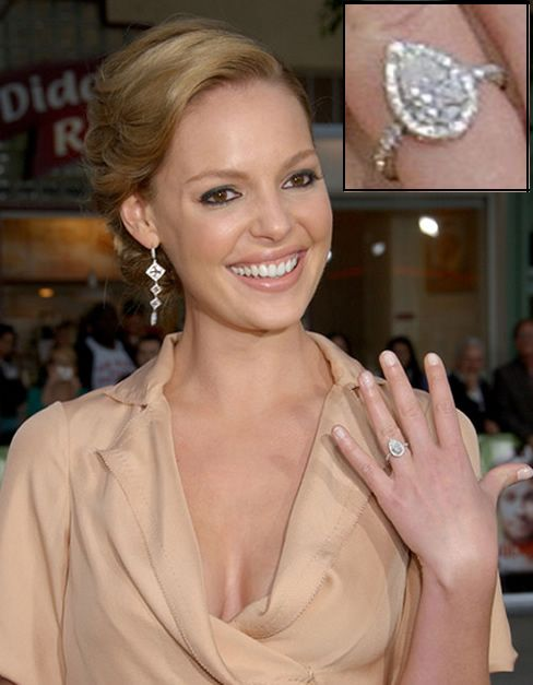 Katherine Heigl Ring