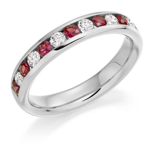 HET908 Ruby & Diamond