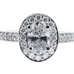 er 1343 oval halo pave engagement ring