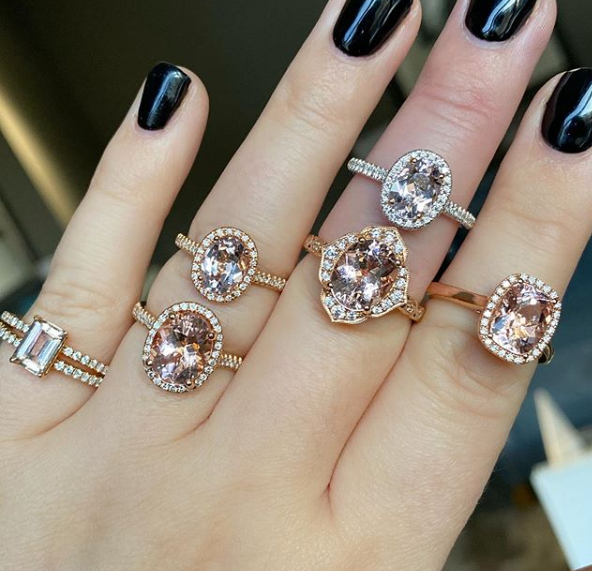 morganite ring pic