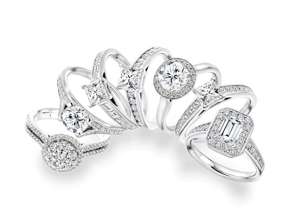 multi engagement rings